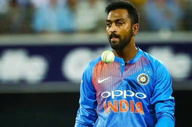 Fans Viciously Troll Krunal Pandya After Getting Hammered at Gabba