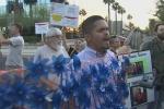 Father's Day Rally In Phoenix against Immigrant Children Moving Away From Parents