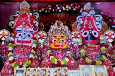Ratha Yatra - Festival Of Chariots