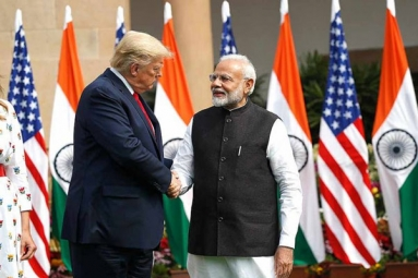 India, US Sign Three Pacts and Finalize Defence Deal