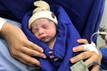 baby born through womb transplant, baby born in Brazil, first baby born after dead womb transplant, Womb transplant