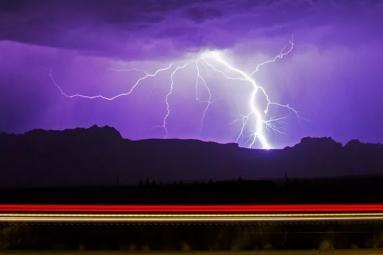 Heavy Rain, Floods Hit Northern Arizona, Phoenix Seems to be Next