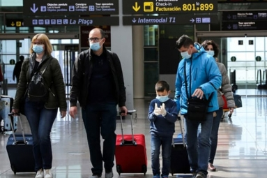 Following Italy, Spain's death toll due to coronavirus surpasses China's
