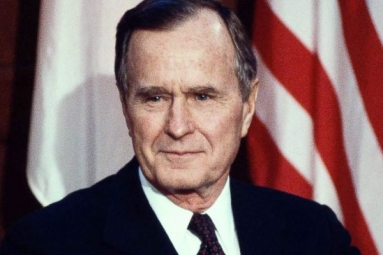 Former U.S. president George H. W. Bush Dies at 94