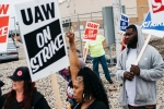 strike, strike, frontline workers announce may day strike over poor work conditions, New york