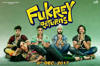 Fukrey Returns Hindi Movie