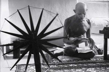 Gandhi's Letter on Spinning Wheel May Fetch $5k