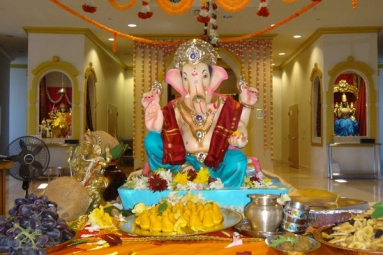 Ganesh Chaturthi - Ekta Mandir