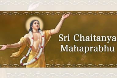 Gaur Purnima - Appearance day of Chaitanya Mahaprabhu