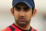 gautam on shikar dhawan, gambhir world cup, gautam gambhir feels team should have backed rayudu at no 4, Gautam gambhir