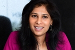 World Economic Forum, Gita Gopinath as Chief Economist, imf appoints indian american gita gopinath as chief economist, World economic forum