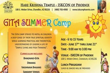 Gita Summer Camp