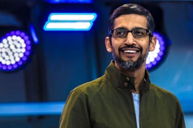 Google CEO shares