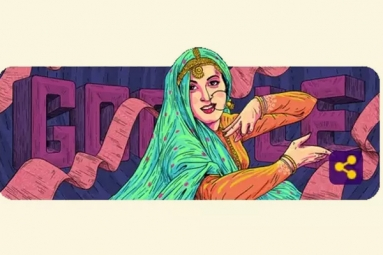 Google Celebrates Madhubala's 86th Birth Anniversary