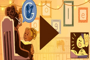 Google's Doodle celebrates Women's day