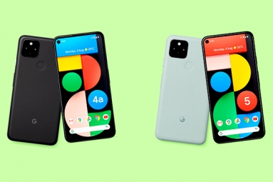 Google Launches Pixel 5 and 4a 5G with Android 11