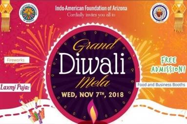 Grand Diwali Festival Mela