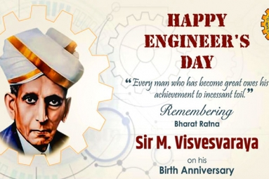 All About The Greatest Indian Engineer Sir Visvesvaraya