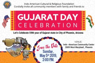 Gujarat Day Celebrations