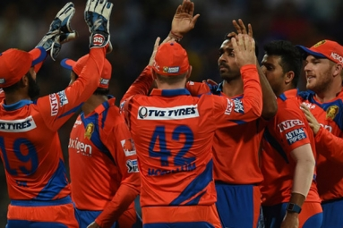 Gujarat Lions demolish Kings XI Punjab