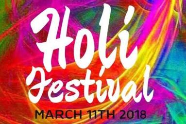 Holi 2018 - India Association Of Phoenix