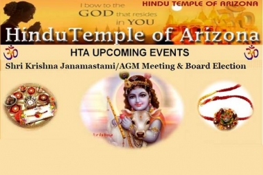 Shri Krishna Janamastami - Hindu Temple of Arizona