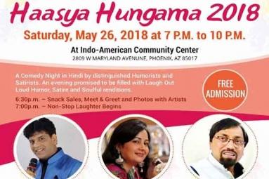 Haasya Hungama 2018