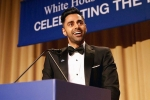 Indian-origin hilariously roasts President Trump at White House