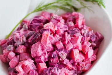 Healthy Beetroot Salad!