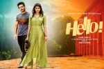 Hello Telugu Movie - Show Timings