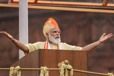 Highlights of PM Modi speech during Independence day celebrations 2020