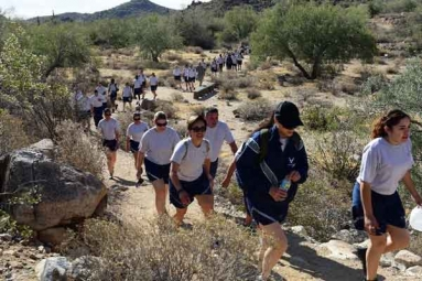 Hike for Hope - Asha Arizona