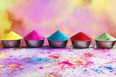 Holi - Festival of Colors | ISKCON of Phoenix