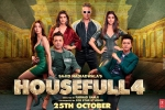 2019 Hindi movies, Housefull 4 official, housefull 4 hindi movie, Ios