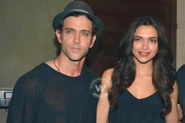 Hrithik to Team Up with Deepika