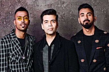 'I Feel Very Responsible': Karan Johar on Hardik Pandya, KL Rahul Row