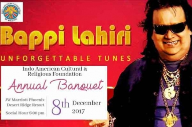 IACRF - Annual Banquet and Bappi Lahiri Live Concert