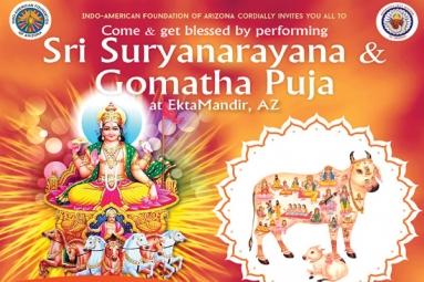 Sri Suryanarayana & Gomatha Puja