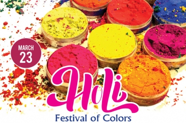 Holi - Festival Of Colors | IACRFAZ