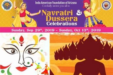 Navratri & Dussera Celebrations - IACRF