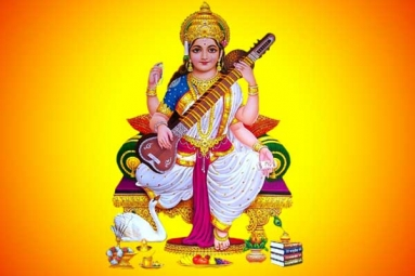 Saraswathi Puja - IACRF