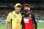 ipl first 17 matches, royal challengers bangalore, ipl 2019 chennai super kings to play royal challengers bangalore in first match, Royal challengers bangalore