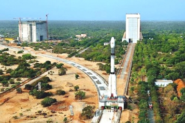 ISRO launches India's gift to South Asia
