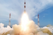 ISRO successfully launches PSLV-CS38 from Sriharikota