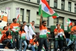 India's independence day, Independence day, india day parade across u s to honor valor sacrifice of armed forces, Manhattan