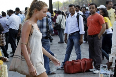 India Most Dangerous Country in World for Foreigners: Survey