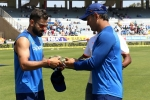 lt col ms dhoni caps., 3rd odi army caps, india vs australia team india wear army caps as a mark of respect, Bcci