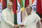 India and Bangladesh, Narendra Modi and Sheikh Hasina, india s 4 5 billion credit to bangladesh, Nuclear energy