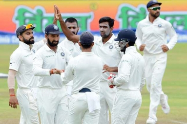India Clean Sweeps Sri Lanka; Won Third Test By An Innings And 171 Runs