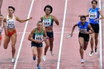 relay race, Asian Games, india finished 7th in 4x400m mixed relay final in world athletics championships, Ism
